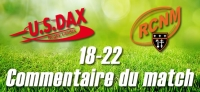 2016-2017 J20 : DAX - NARBONNE : Commentaire du match