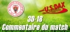 2016-2017 J16 : BIARRITZ - DAX : Commentaire du match