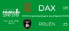 FED1 - 2018/2019 - J5 - DAX - ROUEN : Commentaire du match